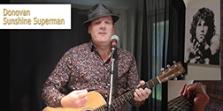 Video of Paul Wingham performing Sunshine Superman by Donovan
